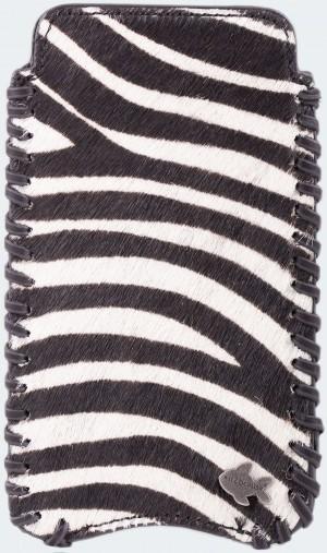 telefoonhoesje zebra