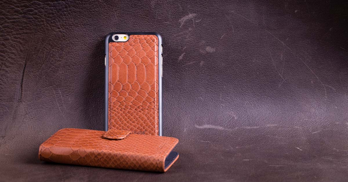 slimme iPhone 6/6s hoesjes snake