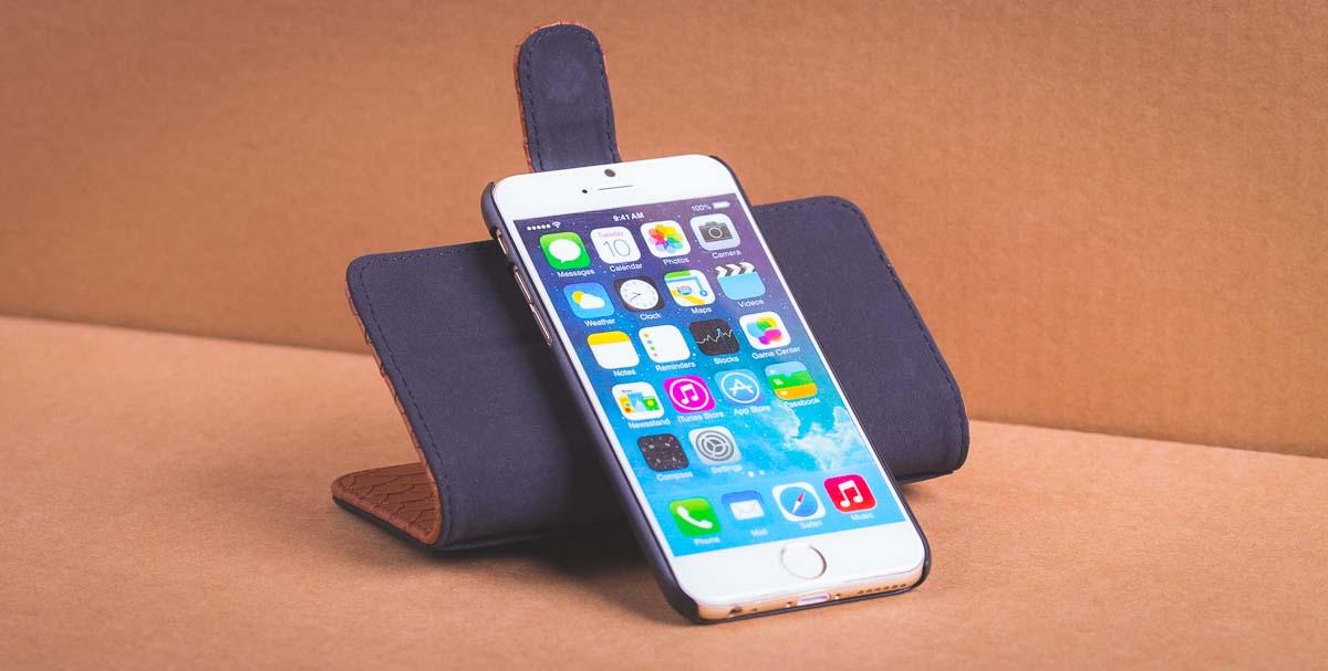 slimme iPhone 6/6s hoesjes