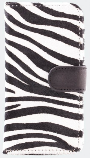 Zebra-bookcase-iphone-6-voorkant