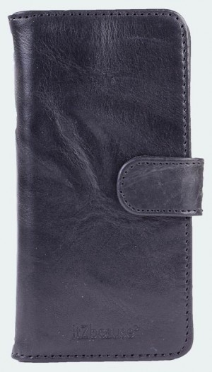 bull-leather-bookcase-galaxy-s8-zwart